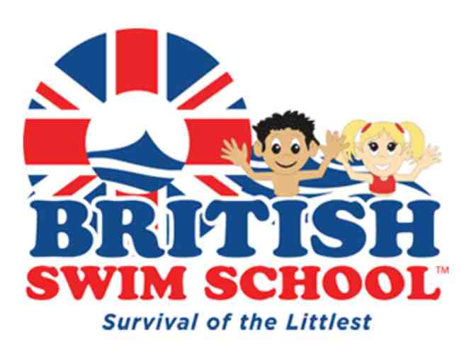 $150 Gift Card for Swim Lessons at British Swim School Downtown Chicago or Skokie location