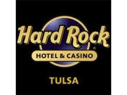 Hard Rock Hotel - Tulsa - Golf, Suite & Buffet Package