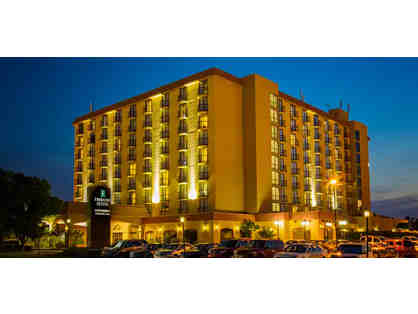 One Night Stay at Embassy Suites Tulsa