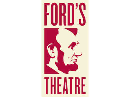 Two Tickets to Silent Sky at Ford's Theatre