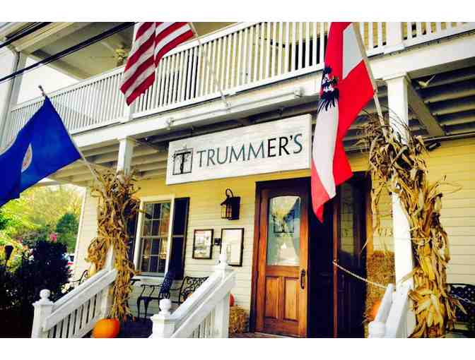 $150 to Trummer's on Main - Photo 1