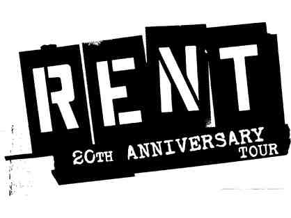 2 tickets to RENT