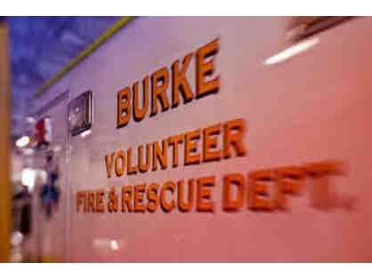 Private Tour of Burke Firehouse