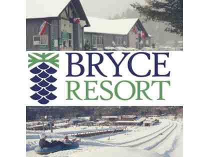 2 night weekend stay at Bryce Resort