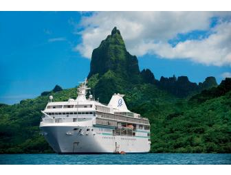 7-night cruise aboard the m/s Paul Gauguin - Tahiti & the Society Islands