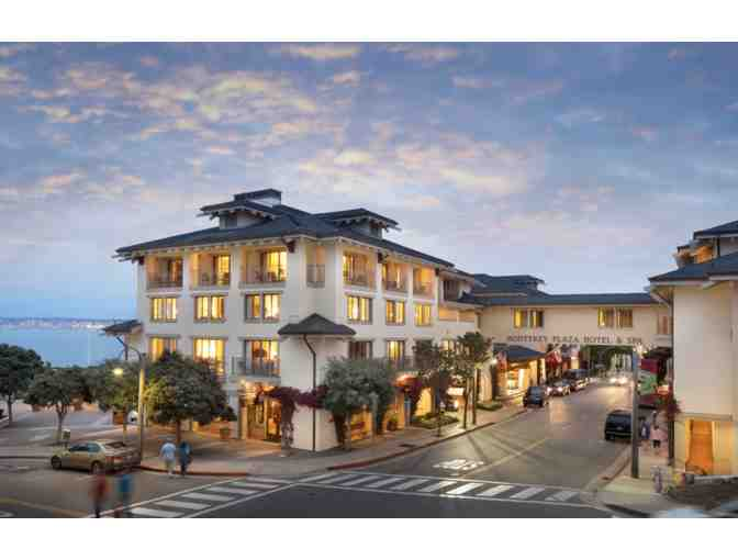 2 Night Stay at The Monterey Plaza Hotel & Spa with Dinner at the Sardine Factory