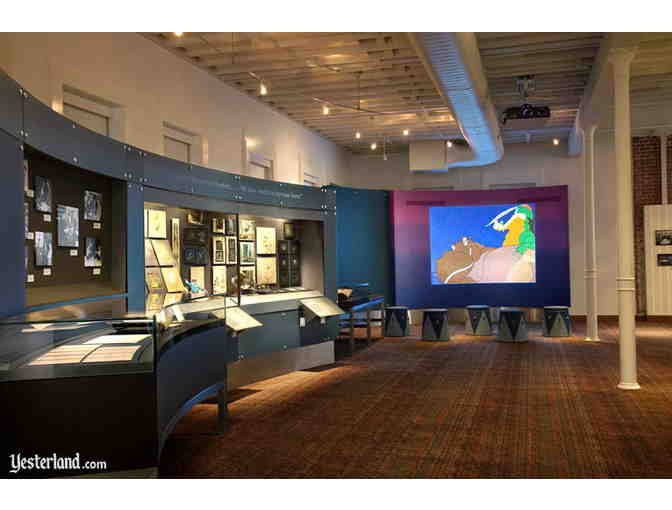 4 General Admission Tickets to The Walt Disney Family Museum - Photo 3
