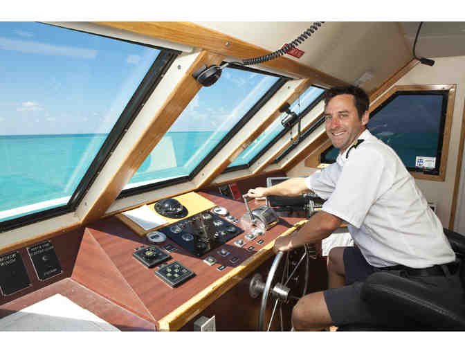 SCUBA diving trip aboard the luxury liveaboard vessel Belize Aggressor