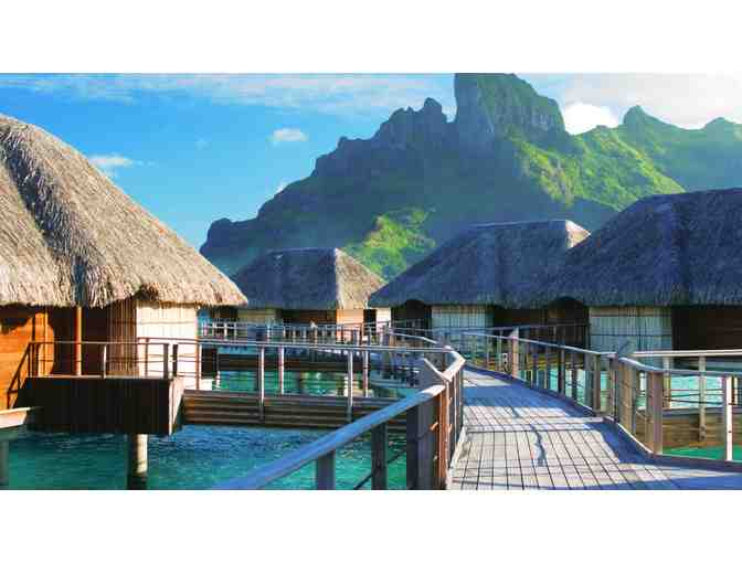 3 Nights Stay in an Overwater Bungalow Suite at the Four Seasons Resort, Bora Bora