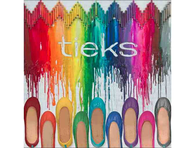 $175.00 Gift Card: Tieks by Gavrieli: The Ballet Flat, Reinvented