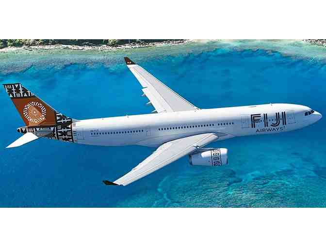 2 Roundtrip Tickets on Fiji Airlines - Photo 1