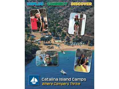 Two Week Summer Camp Session on Catalina Island, CA with Catalina Island Camps