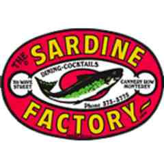 The Sardine Factory Restaurant