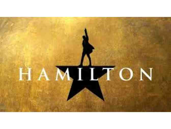 HAMILTON TICKETS! TUESDAY, MAY 23