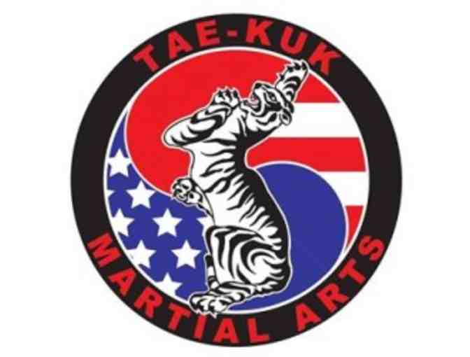 2 Months of Tae Kwon Do Classes (1)