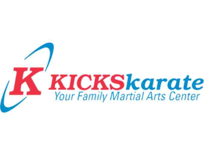 Kicks Karate Birthday Bash