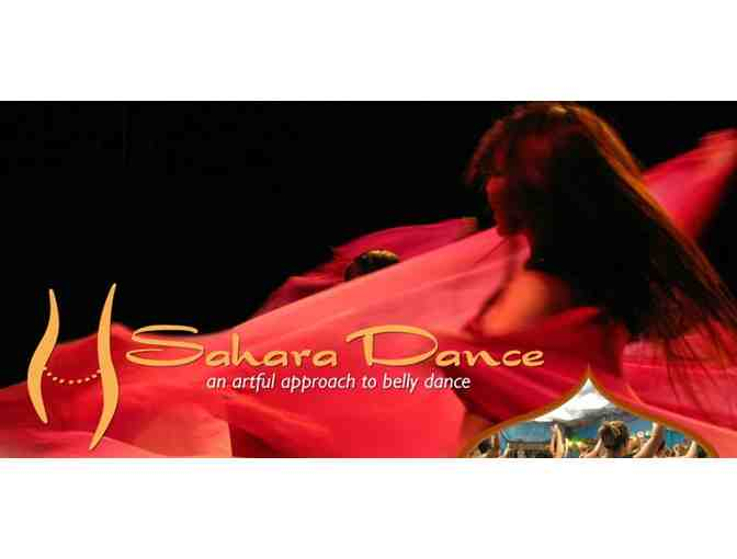 Sahara Dance - 8 Week Beginner Belly Dance Class