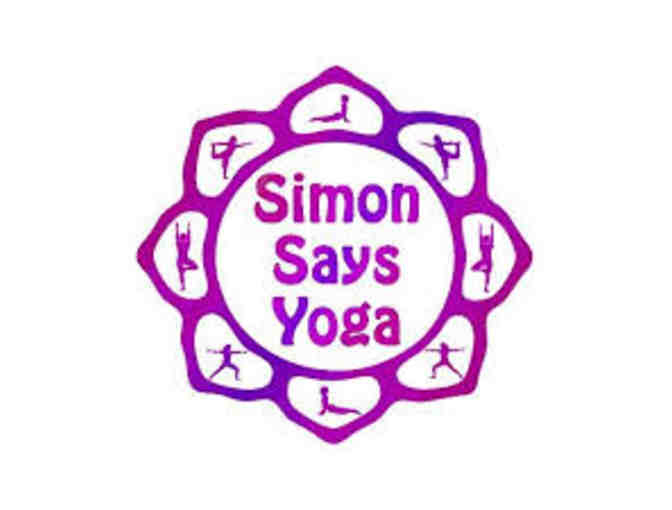 2 Adult Yoga, Pilates, Tai Chi or Zumba Classes
