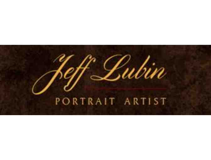 Fine Painted Portrait Certificate