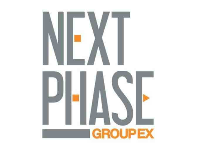 5 Class Pass to Next Phase Group Fitness