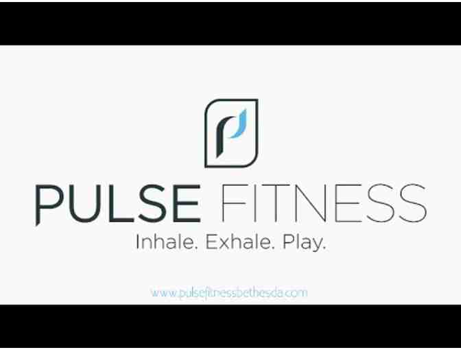 3 Training Sessions at Pulse Fitness