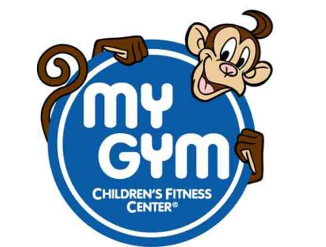 1 Free Week & 1 Free Play at My Gym Children's Fitness Center