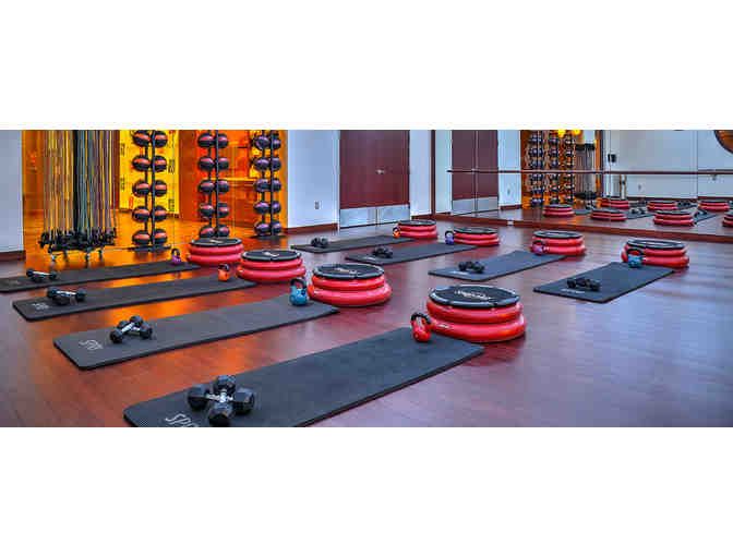 5 Fitness Classes