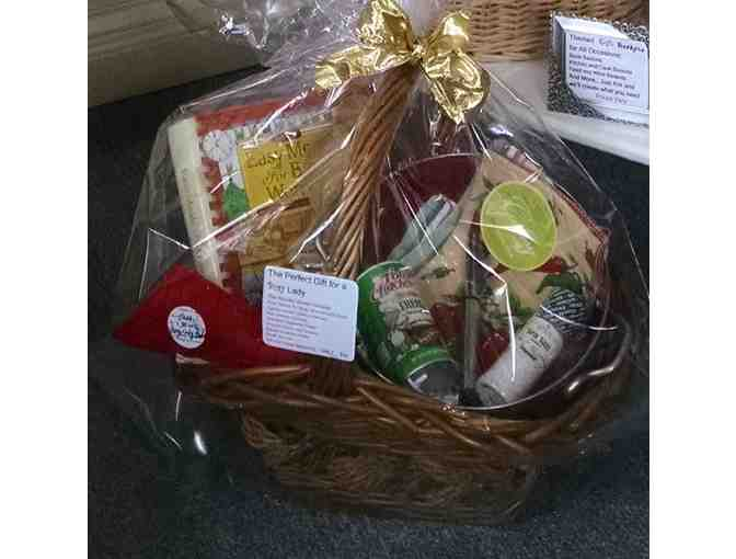 Help for Holiday Meals & Special Ideas Gift Basket