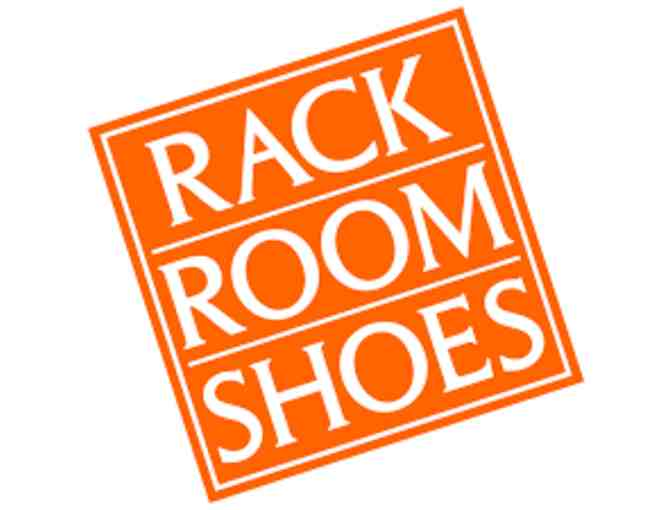 $100 Gift Certificate to Rack Room Shoes