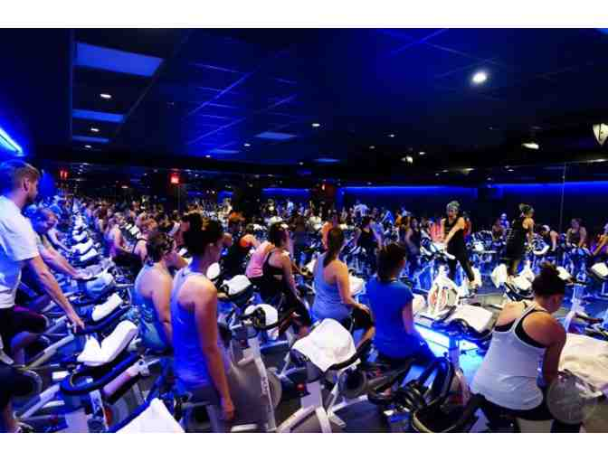 5 Classes at Zengo Cycle