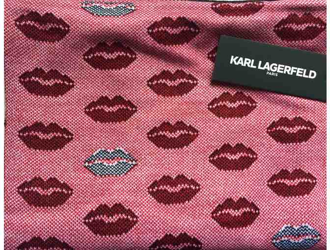 Karl Lagerfeld Paris Reversible Scarf
