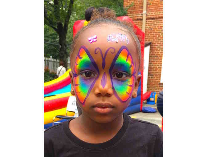 Face Painting for Birthday Party