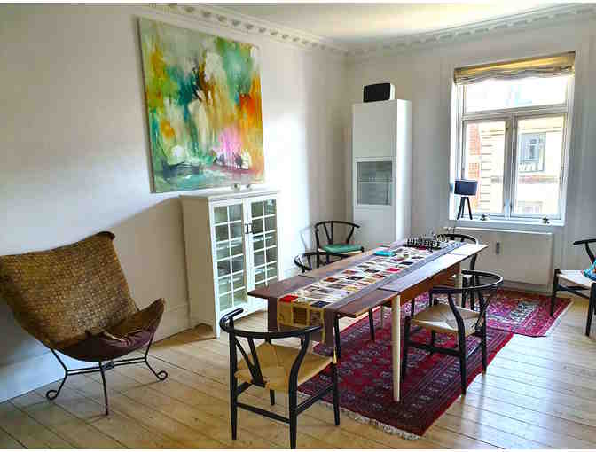5-Night Stay in Copenhagen Apartment