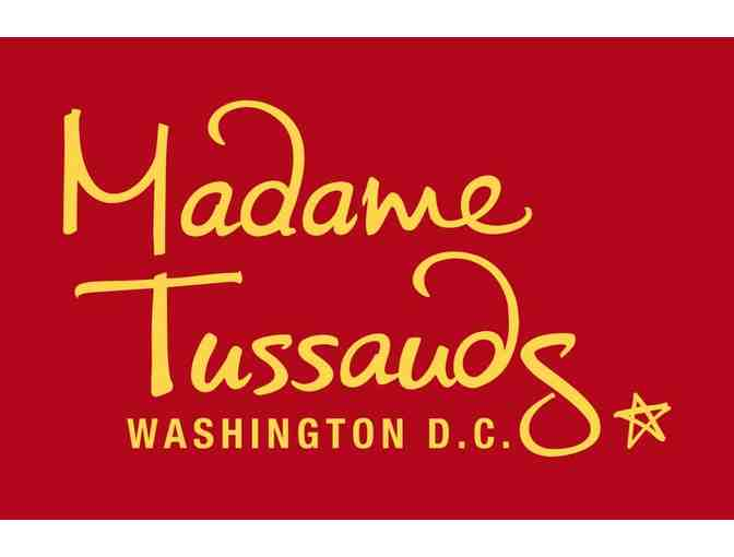 2 Tickets to Madame Tussauds in D.C. - Photo 1