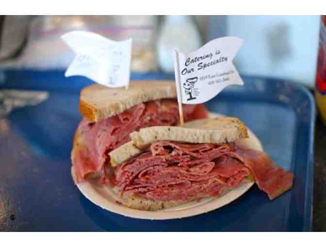 $50 Gift Card to Attman's Potomac Deli - Photo 1