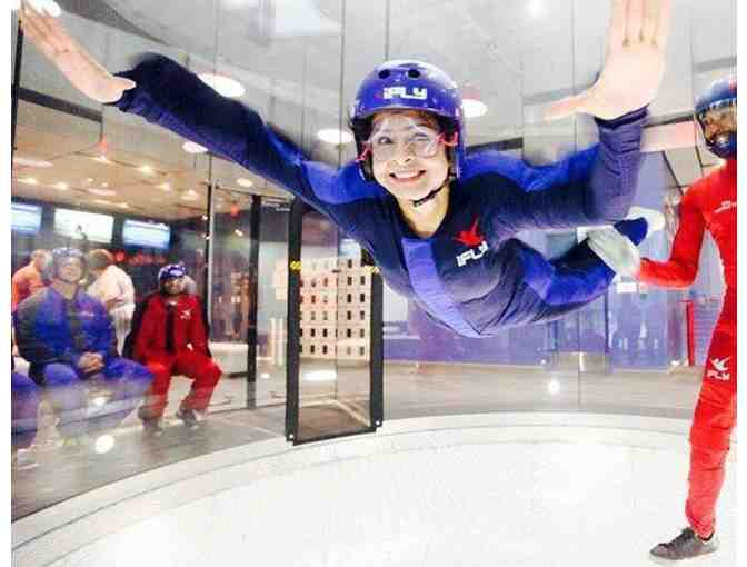 $100 Gift Card Towards iFLY Indoor Skydiving - Photo 2
