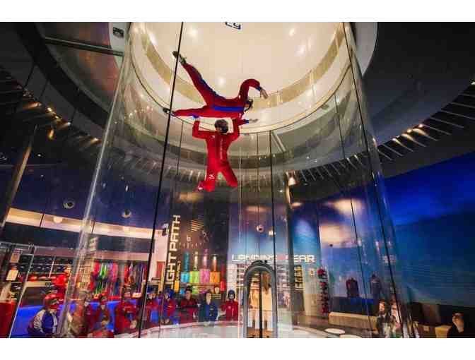 $100 Gift Card Towards iFLY Indoor Skydiving - Photo 1