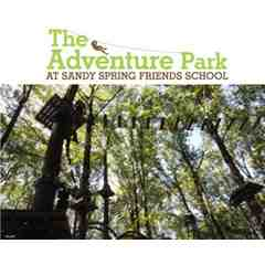 The Adventure Park at Sandy Spring Friends School