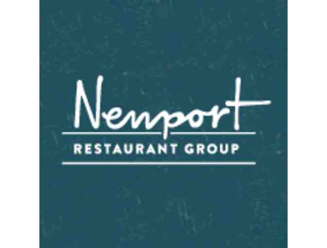 $100 Gift Card for Newport Restaurant Group - Photo 1