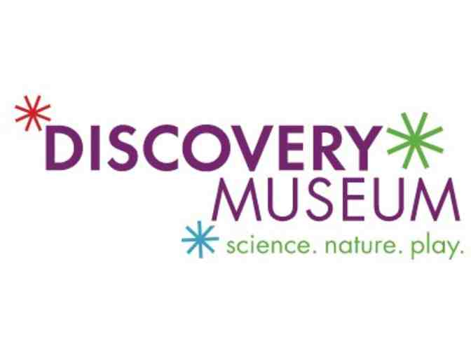 Discovery Museum Passes, exp. May 2022 - Photo 1