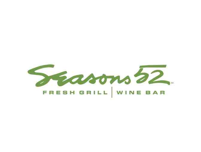 $75 Gift Certificate to Seasons 52 - Photo 1