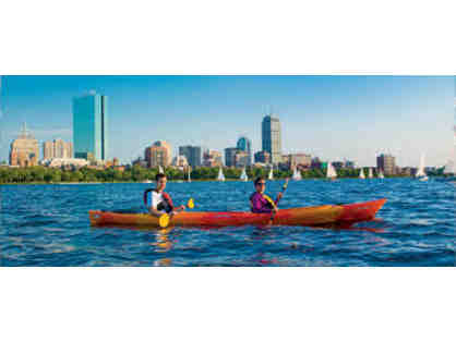 Paddle Boston - Charles River Canoe & Kayak