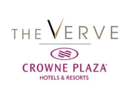 Overnight Stay at The Verve - Crowne Plaza