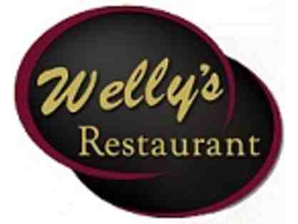 Welly's Restaurant - Gift Card