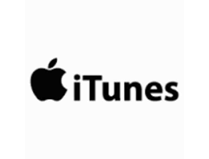 Apple iTunes Gift Card - Photo 1