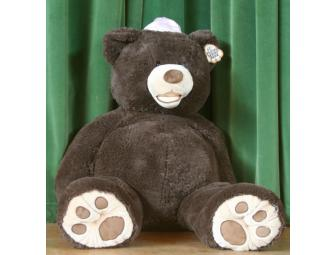 53' Sitting Plush Bear