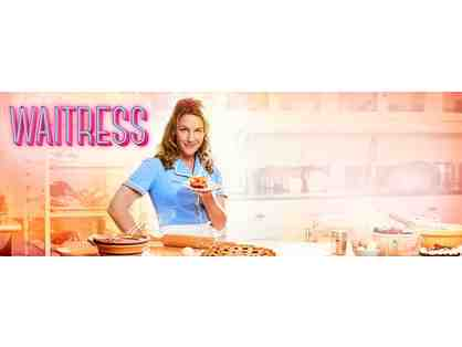 Two tickets to Waitress