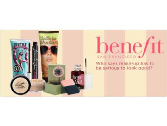 Benefit Beauty Bash: Party, Drinks & Spa Services at the Chestnut St. Store for 8-10 ppl