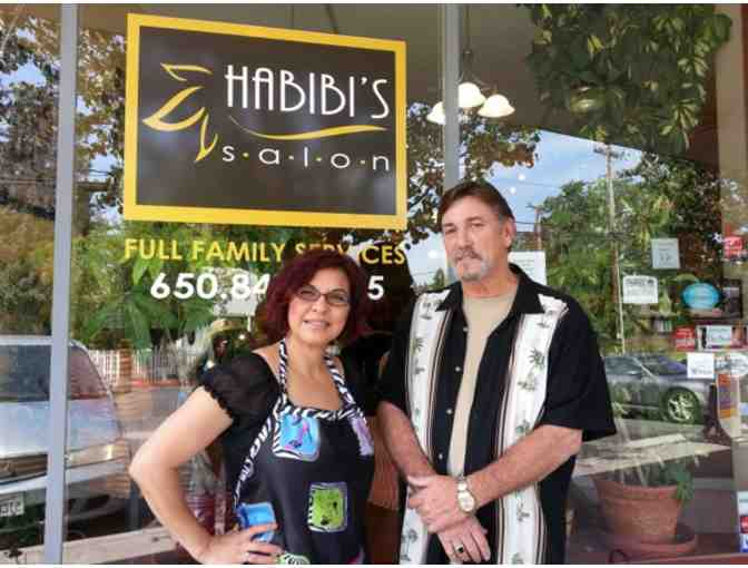 $150 at Habibi's Salon, Menlo Park - Photo 4
