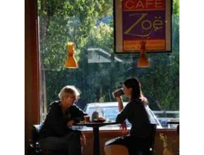 $25 at Cafe Zoe, Menlo Park (offered 4x) - Photo 1